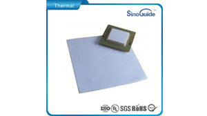 TCP300 Thermal Conductive Silicone Pad Used in PCB