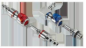 CPC - Colder Products Company - LQ2 Liquid Cooling of Electronics Fluid Connector